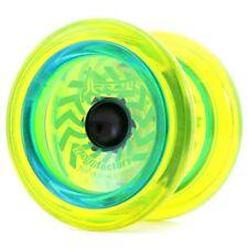 Arrow Lime Green Yo Yo From The YoYoFactory + 3 Neon Strings YEL/ORG/GRN YoYo