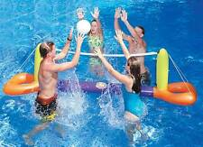 Swimline 9085 Inflatable Splash Swimming Pool Volleyball Game For Kids