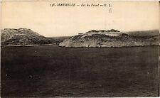 CPA MARSEILLE Iles du Frioul (444726)