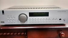 Arcam A38 Preamp and P38 Power Amp Set (Silver)