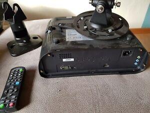 Viewsonic beamer pjd 7720 hd Full HD 1920 x 1080 DLP 3200 Lumen mit Deckenhalter