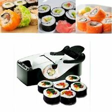 DIY Easy Kitchen 2016 Magic Roll Sushi maker Cutter Roller Machine Gadgets