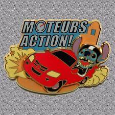 Stitch Moteurs Action Pin - Invasion Series - Disney - DLP - LE 1200