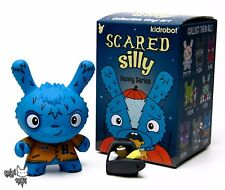 "The Boobirds - Kidrobot Scared Silly Dunny Series by The Bots 3"" New"