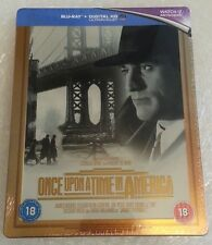 Es war einmal in Amerika / Once upon a time in America Blu-Ray Steelbook NEU OVP