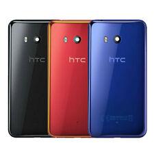 "Original HTC U11 Battery Cover Back Door Glass Housing + Rear Camera lens 5.5"""