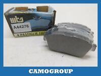 Pills Front Brake Pads Pad VOLKSWAGEN Lupo 99 2005 3540