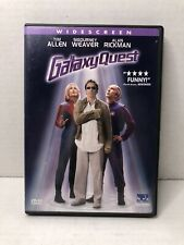 Galaxy Quest (Dvd, 2000, Widescreen) Tested