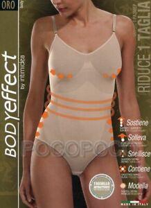 Body Narrow Shoulder Woman Reduces 1 Size Intimidea Art. 510119