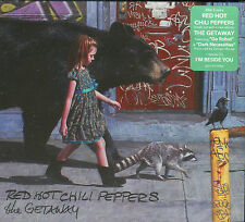 Red Hot Chili Peppers - The Getaway + Im Beside You 2 CD Set Digipack NEW SEALED