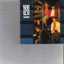 New Kids On The Block-Tonight 3 inch cd maxi single