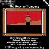 lexandr Goedicke - The Russian Trombone [CD]