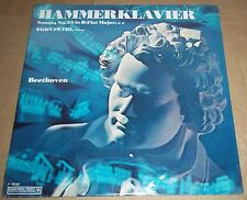 Egon Petri BEETHOVEN Hammerklavier - Columbia Special Products P 14152 SEALED