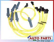 IGNITION SPARK PLUG WIRES V6 3.9L DAKOTA RAM 1500 DURANGO B1500 B2500 D150/250