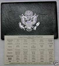1992-s SILVER U.S. Proof Set. In a black standard size proof set container