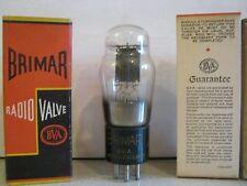1D6 VALVOLA Raddrizzatore D'ONDA metà/tubo da BRIMAR (Nuovo in Scatola Originale Testato &)