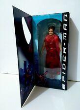 """SPIDER-MAN MARY JANE 12""""/30cm COLLECTOR SERIES TOYBIZ 2001 MIB"""