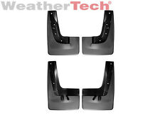 WeatherTech No-Drill MudFlaps for GMC Acadia - 2013-2016 - Front/Rear Set