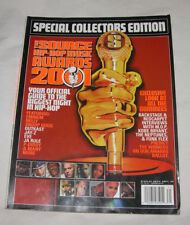 THE SOURCE SEPT 2001 MAGAZINE SPECIAL COLLECTORS EDITION HIP-HOP MUSIC AWARDS
