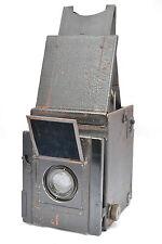 Vintage Kershaw Soho Reflex SLR 4x5 Plate Camera Ross Xpres 7 1/4 inch F4.5 Lens