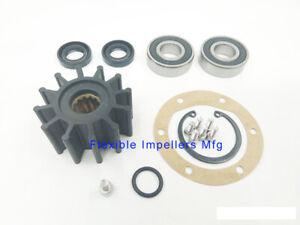 Johnson Pump F5B-9 10-24268 repair kit VOLVO 858150 858408 Kohler 5HP