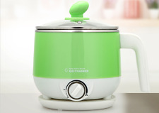 <TOUCH ME>  Stainless Steel Electric  Pot GT-M150WK  Travel Cooker