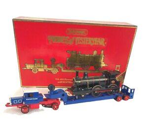 Matchbox Models Yesteryear1929 Scammell Truck Trailer Locomotive Pickfords YS16