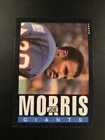 1985 Topps # 120 JOE MORRIS ROOKIE RC New York Giants SYRACUSE Qty Avail