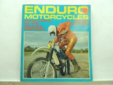 Enduro Motorcycles Book By Frank Melling B2652
