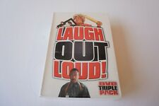 Laugh Out Loud! Comedy Collection - DVD Triple Pack SEALED Eddie Murphy Lawrence