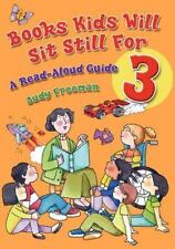 Books Kids Will Sit Still For 3: A Read-Aloud Guide (Children's and Yo-ExLibrary