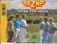 BZN - Over the Hills CD MAXI 3TR HOLLAND 1990 (MERCURY)