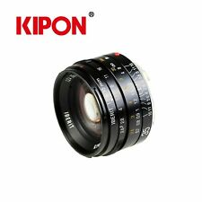KIPON IBERIT 35mm F2.4 Full Frame Camera Lenses for Leica M Mount