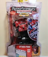 Transformers Cybertron OPTIMUS PRIME Deluxe Class, MOSC/New (2006 Hasbro)