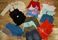 KENZO MONSOON NEXT Girls Summer Bundle Shorts Tops size 3-4 yrs 17 items