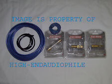 **** STREETWIRES 8 GA 8 GAUGE HIGH-END AMP KIT 100% PURE OFC TINNED COPPER