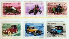 New Zealand – 1972 Vintage Car Rally  – UM (MNH) (R2)