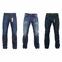 Diesel Jeans - Diesel Larkee Straight Fit Denim Jeans - 8XR, 806W, 853R, 084HN