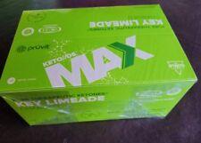 Keto OS Max Key Limeade Charged full box, unopened Pruvit SEALED NEW