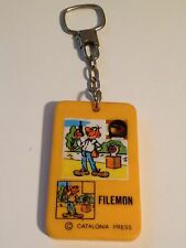 FILEMON KEY RING SLIDE PUZZLE - SCHIEBEPUZZLE - COMIC ROMPECABEZAS MADE IN SPAIN