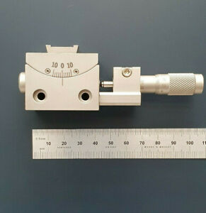 Newport 561-GON Goniometer with SM-13 Micrometer - Used - Good Condition