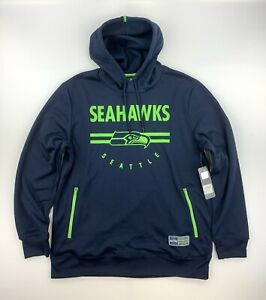 NFL Seattle Seahawks Hoodie Size Large New