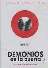 DVD - Demonios En La Puerta NEW Un Pelicula Jiang Wen FAST SHIPPING !