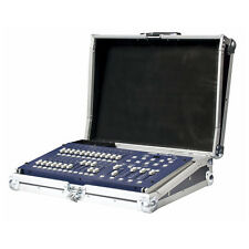Showtec illuminazione scrivania FLIGHTCASE 6U 19-Rackmount FLIGHT CASE RACK D7401 LCA-SM24