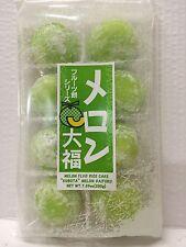 Japanese Mochi Daifuku Fruits Rice Cake ~ Melon Flavors