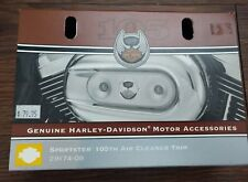 29174-08 Harley-Davidson Sportster 105th Anniversary Air Cleaner Trim