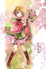 Wall Calendar 2018 (12 sheets A4) Anime Kawaii Lover Manga A-808