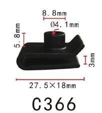 20pcs Fit TOYOTA Fender Liner Nut 1993-1998 Supra 90179-05060 - Autobahn88