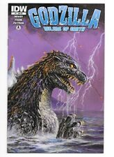 Godzilla Rulers of the Earth 1 - 1:10 Eggleton RI Variant