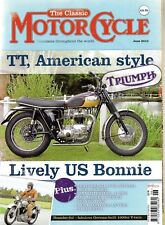 Classic Motorcycle Jul 10    Brough Superiour 680    Ariel Reed Hunter
